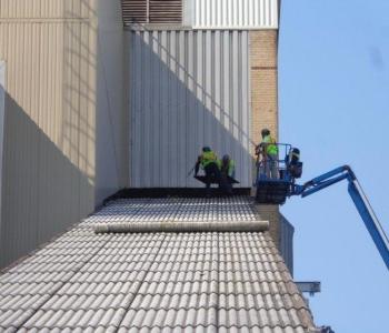 Asbestos Abatement -Transite Abatement
